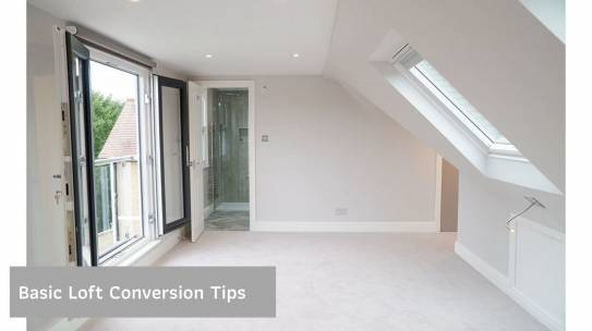 Basic Loft Conversion Tips That Increases Aesthetics Of A Home