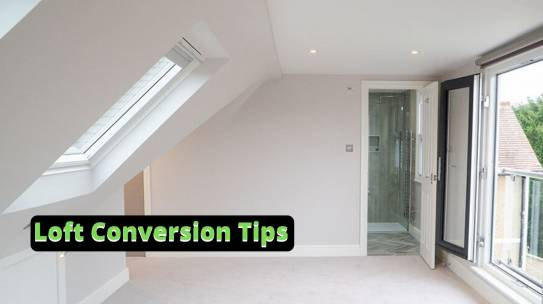 Tips Extend Your Space with Loft Conversion
